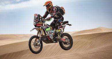 Exclusief: Wat zit er in de Dakar koffer van Mirjam Pol?