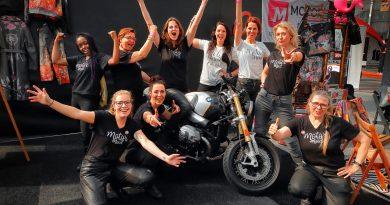 GIRLS RIDE OUT: Ruim 80 meiden op de motor (FOTO'S)