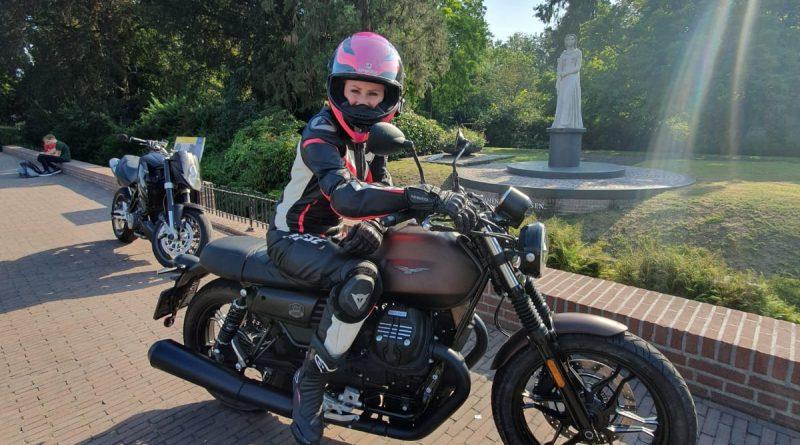 Moto Guzzi V7iii Stone: 'Het was misschien een beetje vloeken in de kerk'